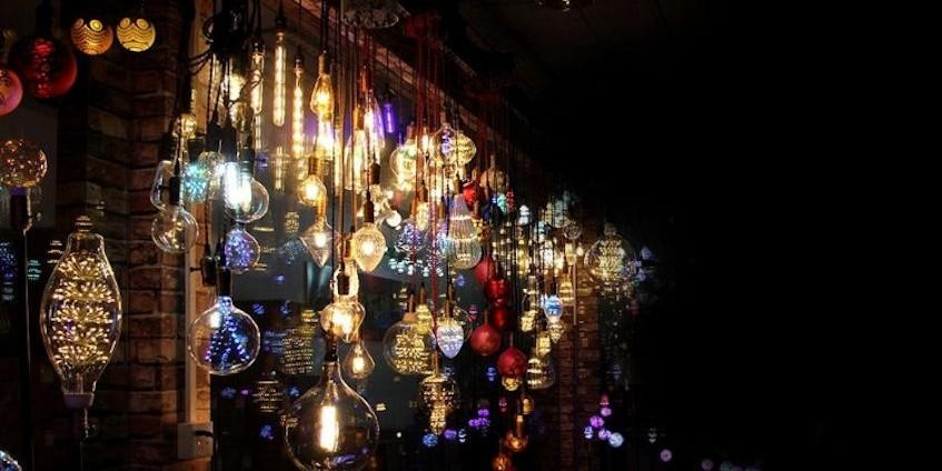 Široký sortiment dekoračných žiaroviek EDISON