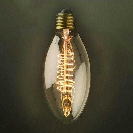 EDISON žiarovka – CAGE – E27, 40W, 110lm