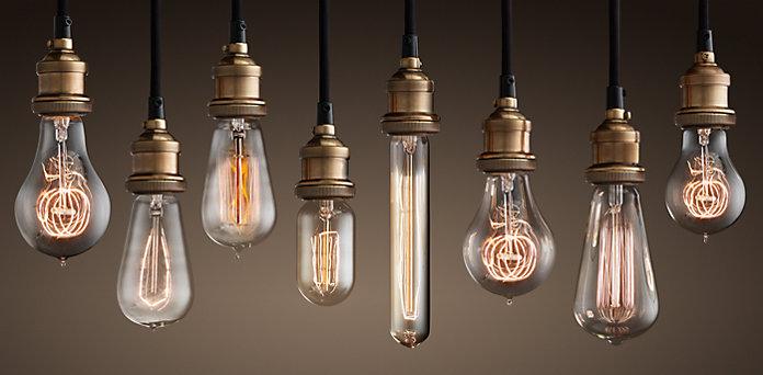 Tieto retro dekoračné žiarovky ponúkajú fantastický svetelný zážitok a efekt