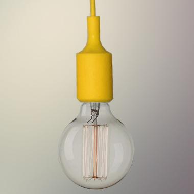silikonove svietidlo_zlte