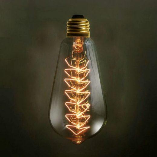 EDISON-žiarovka-CHRISTMAS-E27-40W-120lm