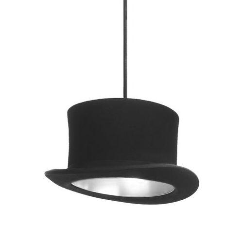 Kreatívne-závesné-svietidlo-Wooster-v-striebornej-farbe-je-ručne-vyrobené-svietidlo-v-tvare-klobúka-je-lemované-vnútorným-pláštom-v-odrážajúcej-farbe1
