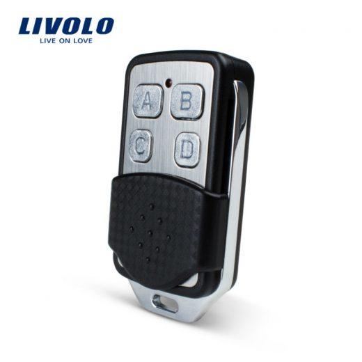 Univerzálny-diaľkový-ovládač-k-rádiovým-dotykovým-vypínačom-LIVOLO-vo-forme-prívesku-na-kľúče