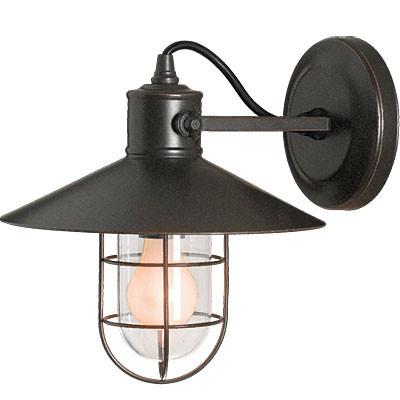Historické-nástenné-svietidlo-Cage-s-čiernym-tienidlom-vám-poskytne-nostalgický-hrejivý-pocit-vo-Vašej-domácnosti-alebo-miestnosti