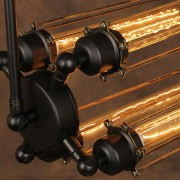 Historický-závesný-horizontálny-luster-4-pätice-čierna-farba-6