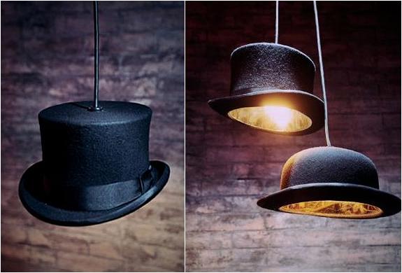 Kreativite sa medze nekladú - Tieto kreatívne a originálne svietidlá vznikli spojením britskej tradície a moderných technológií