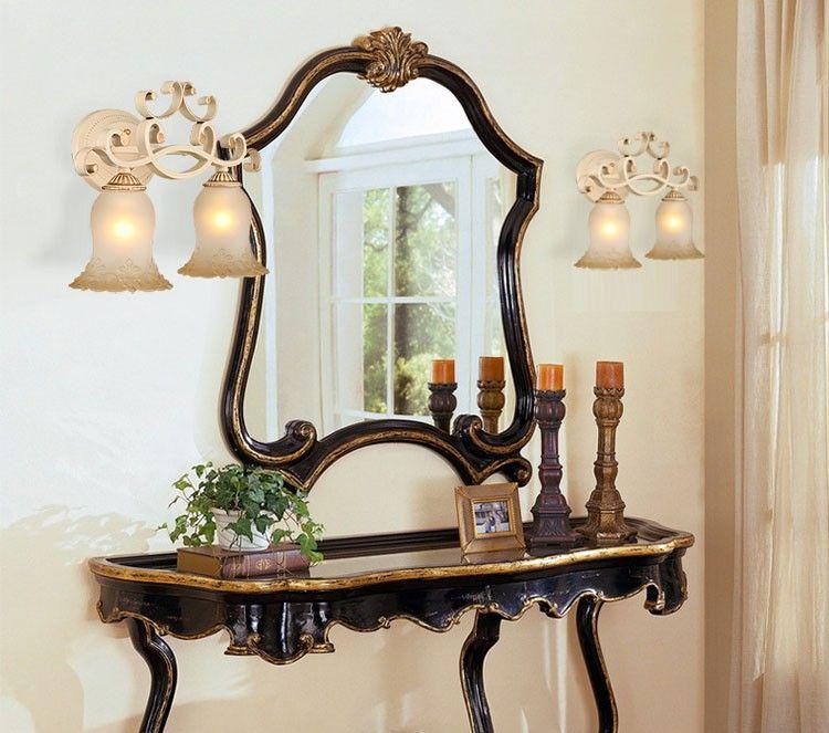 Luxusné-dvojité-nástenné-svietidlo-Krčah-s-ručnou-maľbou-8