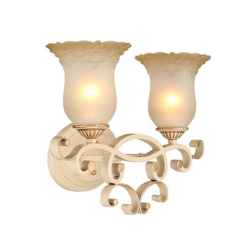 Luxusné-dvojité-nástenné-svietidlo-Krčah-s-ručnou-maľbou-91
