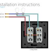 Luxusné mechanické vypínače v bielom alebo čiernom prevedení (2)