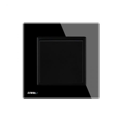 Luxusný mechanický vypínač č.1 v čiernom prevedení (2)