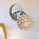 Moderné nástenné svietidlo je v elegantnom dizajne a v dnešnej dobe je zárukou obdivu