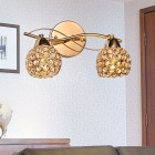Toto moderné nástenné svietidlo je vhodné pre milovníkov štýlového bývania. Dodá atmosféru ako keby ste žili v budúcnosti