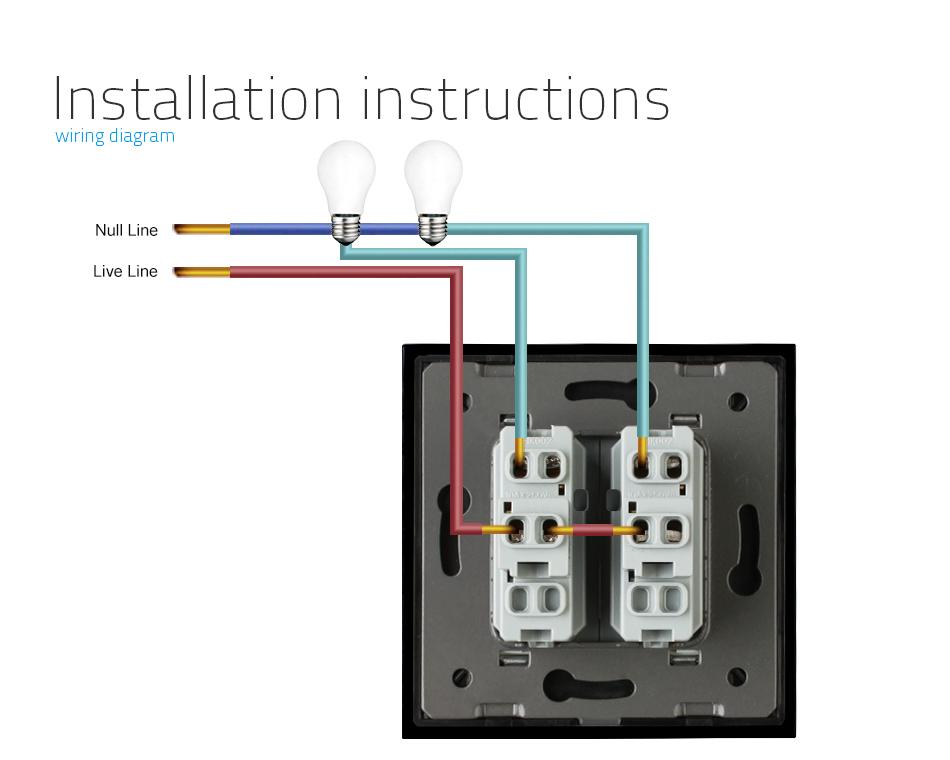 Zapojenie je veľmi jednoduché