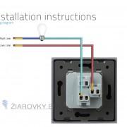 echanické vypínače sú priamou náhradou za Vaše klasické vypínače