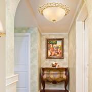 Luxusné-stropné-svietidlo-Polmesiac-s-ručnou-maľbou-1