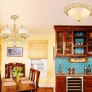 Luxusné-stropné-svietidlo-Tanier-s-ručnou-maľbou-3