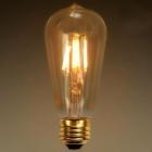 Kolekcia FILAMENT na rozdiel od iných typov dekoračných žiaroviek nevyžaruje UV žiarenie, čo je bezpečnejšie pre dlhodobé použitie a je menej atraktívna pre hmyz