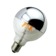 Zrkadlová kolekcia FILAMENT obsahuje LED filament, ktorý sa používa v nových LED žiarovkách a je približne 4cm dlhý sklenený alebo zafírový pásik