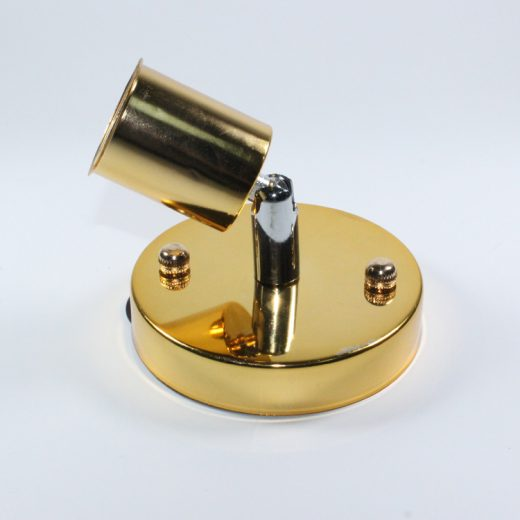 lacné zlaté svietidlo