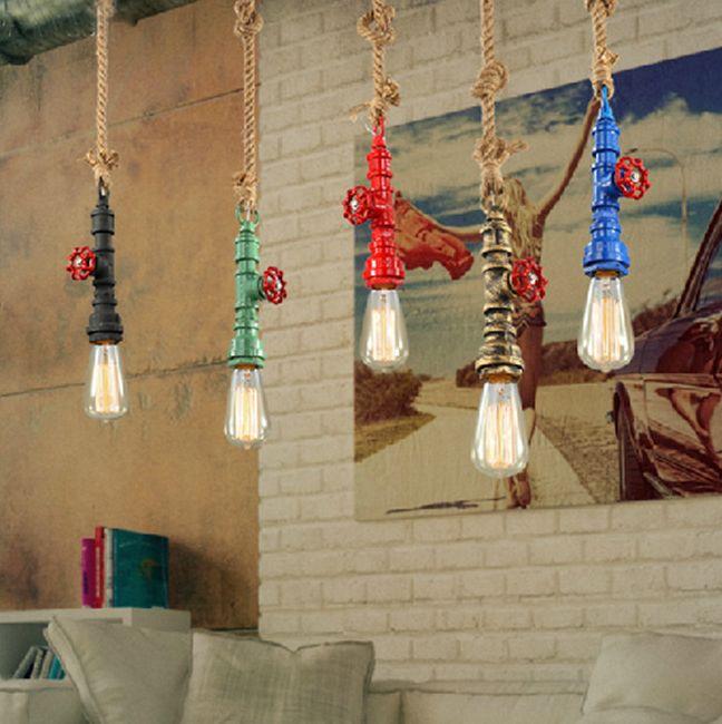 Svietidlo sa hodí do miestností s priemyselným, industriálnym alebo moderným štýlom