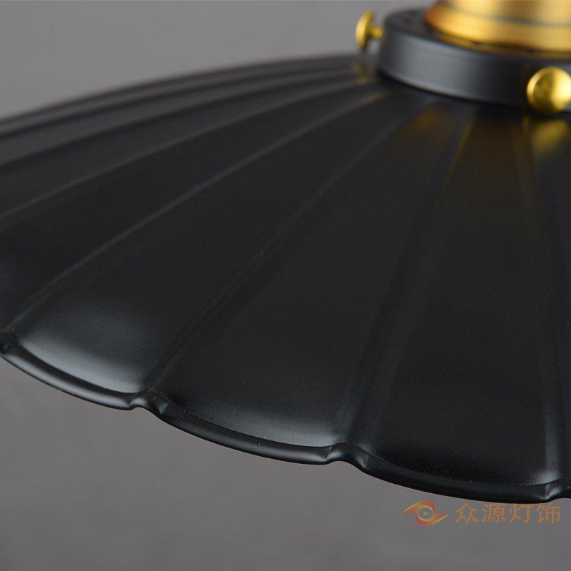 Historické závesné svietidlo v talianskom štýle, 240mm (4)