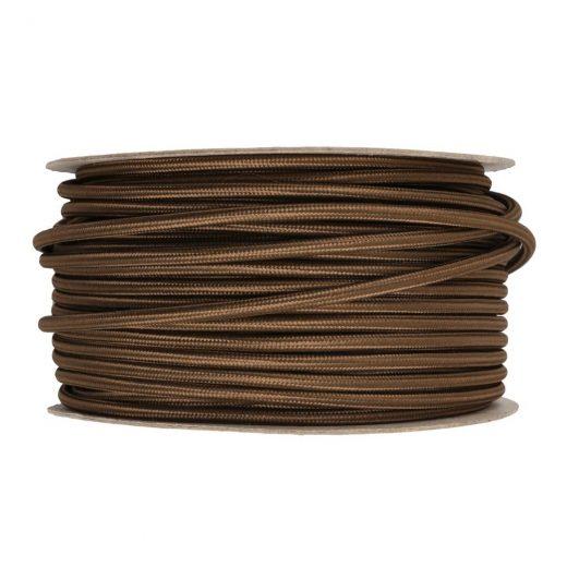Kábel-dvojžilový-v-podobe-textilnej-šnúry-v-hnedej-farbe-2-x-0.75mm-1-meter-1