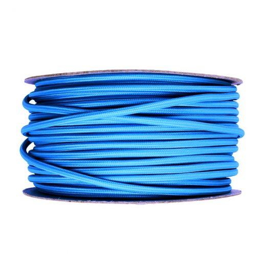Kábel-dvojžilový-v-podobe-textilnej-šnúry-v-tmavo-modrej-farbe-2-x-0.75mm-1-meter