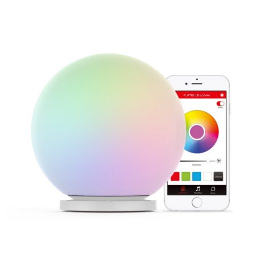 MiPoW Playbulb Sphere – Smart LED svetlo