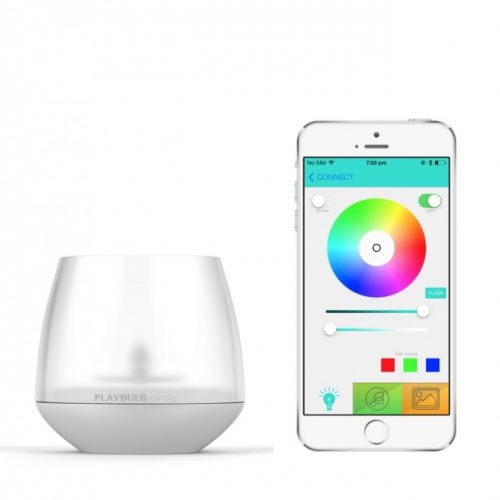 MiPow Playbulb™ Candle smart LED Bluetooth sviečka