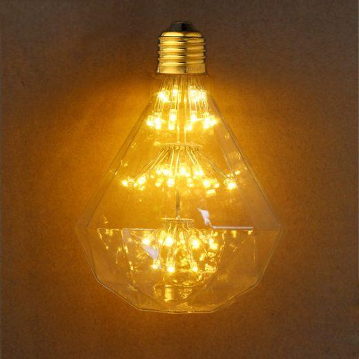 FIREWORKS žiarovka - ADAMANT - E27, 3W, 200lm5