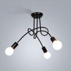 Moderné kreatívne závesné svietidlo s tromi päticami vo farbách2