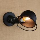 Retro nástenné svietidlo France na žiarovky E142