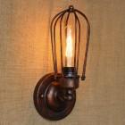 Retro nástenné svietidlo Pared (2)