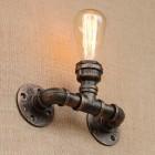 Priemyselné nástenné svietidlo Cloche. Vytvorte si vo svojom podniku alebo v domácnosti priemyselné prostredie pomocou tohto unikátného a štýlového svetla3