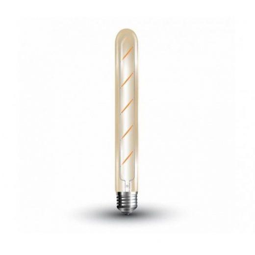 FILAMENT žiarovka je žiarovka z retro kolekcie FILAMENT . Tento nový typ žiarovky spája historický vzhľad s novou formou LED technológie