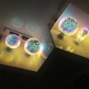 Kolekcia 3D FIREWORKS je kolekcia dekoračných žiaroviek, ktoré dokážu vytvoriť nádherné osvetlenie pre Vašu domácnosť, party, svadbu a podobne (3)