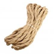 Kábel dvojžilový v podobe retro lana, 2 x 0.75mm, 1 meter (1)