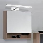 LED 7W nástenné svietidlo s nerezovej ocele vysokej kvality určené do kupeľne, wc, kuchyne a pod (4)