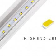LED 7W nástenné svietidlo s nerezovej ocele vysokej kvality určené do kupeľne, wc, kuchyne a pod (7)