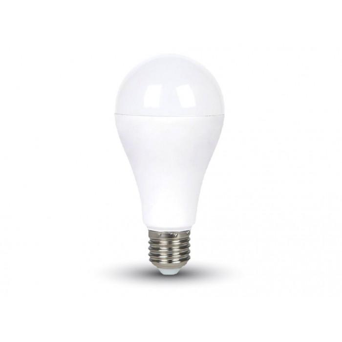 LED žiarovka - E27, 17W, Teplá biela, 1800lm