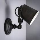 Elegantné reflektorové nástenné svietidlo Hat 6