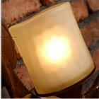 Kreatívne retro nástenné svietidlo s parohami5