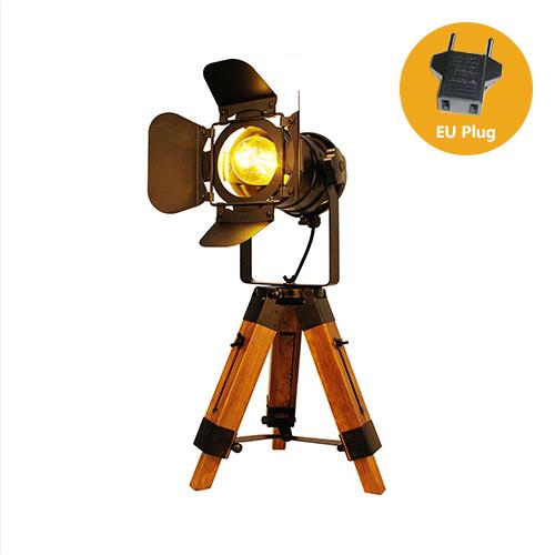Mohutná stolová lampa so stmievačom v štýle Reflektora7