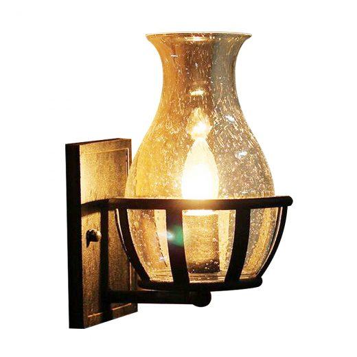 Starodávne nástenné svietidlo v tvare sviečky5