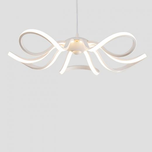 LED Moderné kreatívne závesné svietidlo RIBBON je svietidlo určené na strop v modernom vzhľade2