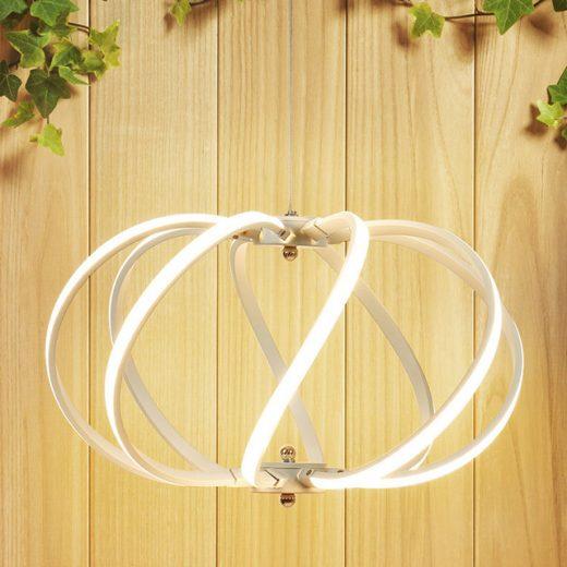 LED Moderné kreatívne závesné svietidlo SPIRAL1