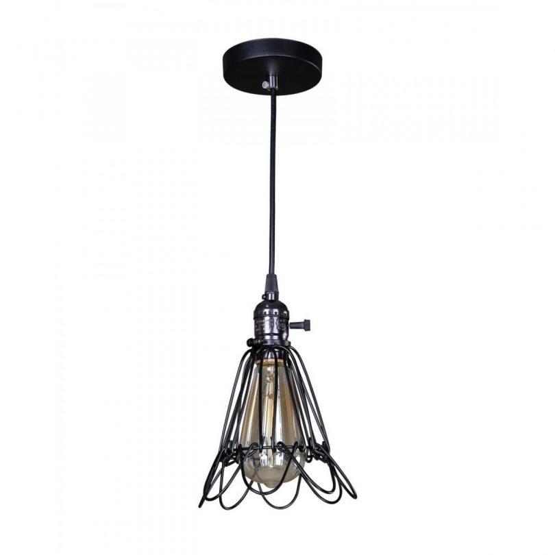 Svietidlo je v rustikálnom vzhľade a je vhodné ako dekorácia do každej domácnosti