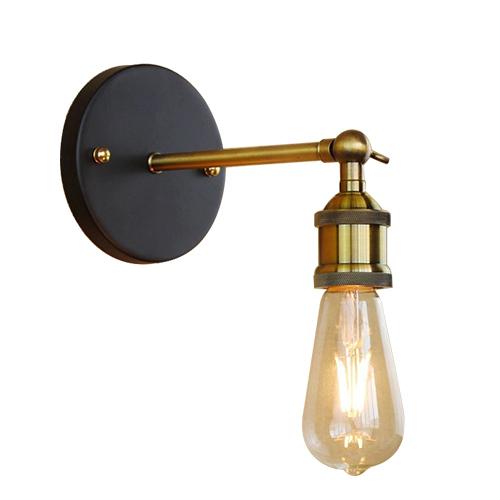 Historické nástenné svietidlo Vintage
