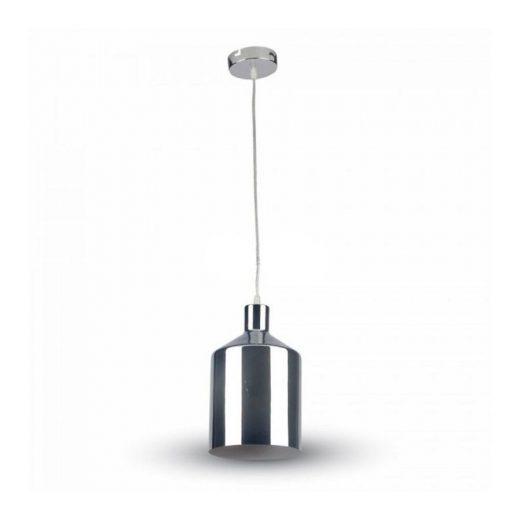 Chrómové závesné svietidlo TUNNEL (2)
