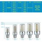 LED žiarovka SMD 5736 - E27, 5W - 25W, Farba svetla podľa výberu